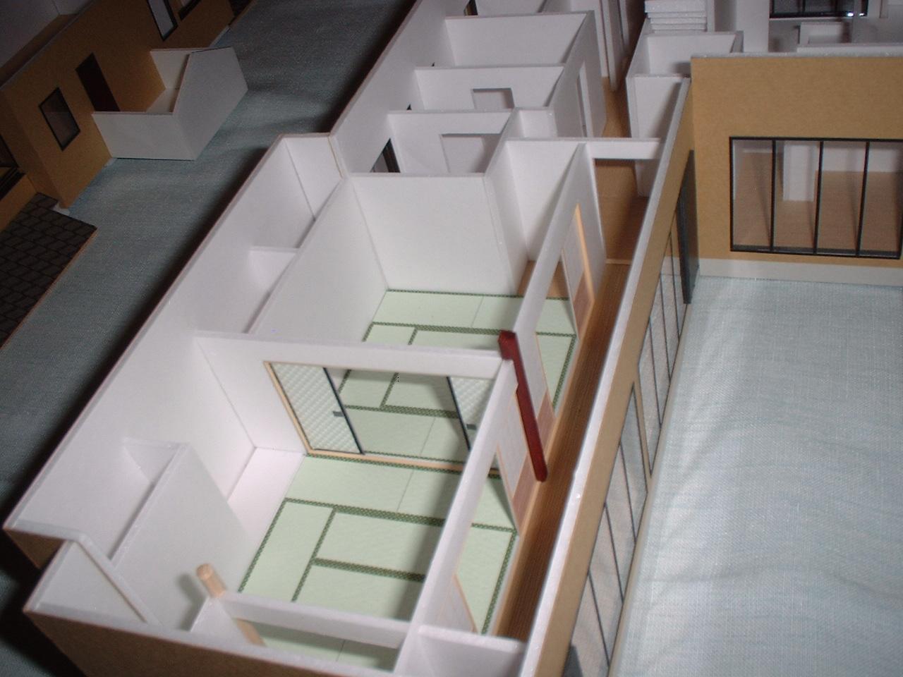 住宅模型製作DIY