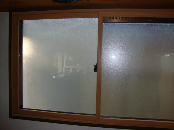 二重窓にするDIY