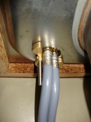 水道混合栓交換DIY